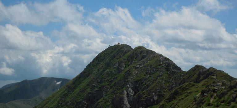 Ascensiune pe Vârful Moldoveanu