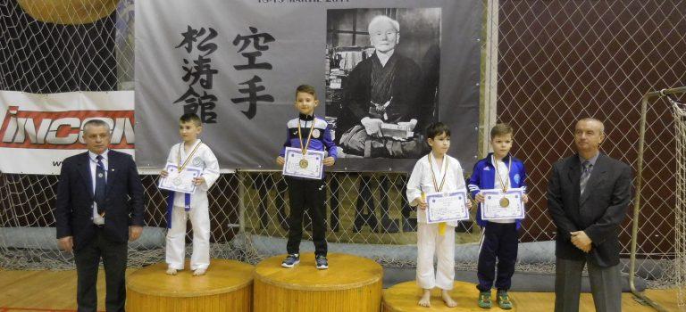 Campionatul Național de Karate Shotokan 2017